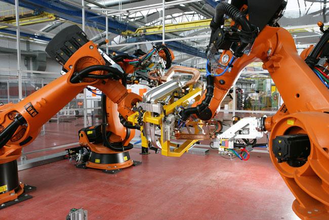 ربات , عیب یابی , تعمیر و نگهداری