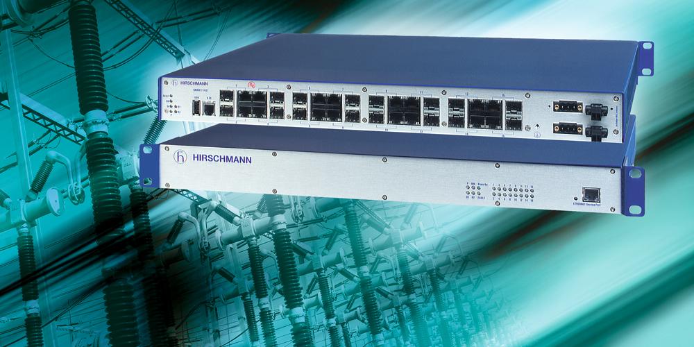 سوئیچ صنعتی , سوئیچ شبکه صنعتی , نماینده Hirschmann