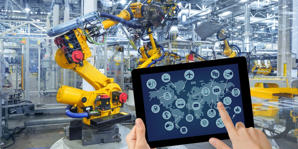 IoT strategy for smart organizations