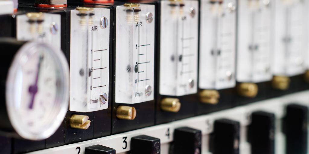 راهکارهای صرفه جویی انرژی در سامانه های هوای فشرده